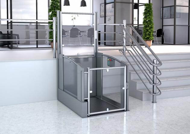 Image result for Should I get a passenger or platform lift?