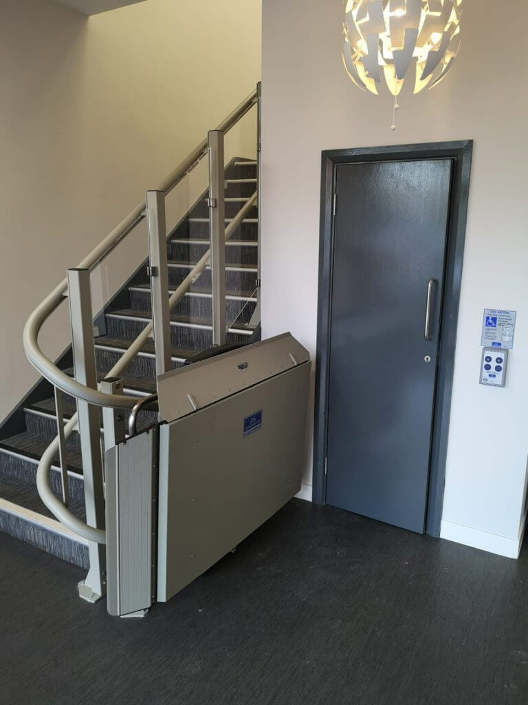 office stairlift