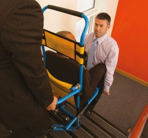 wheelchair lifts evacuation
