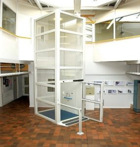 platform lift for colleges
