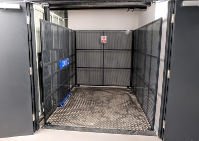 platform goods lift